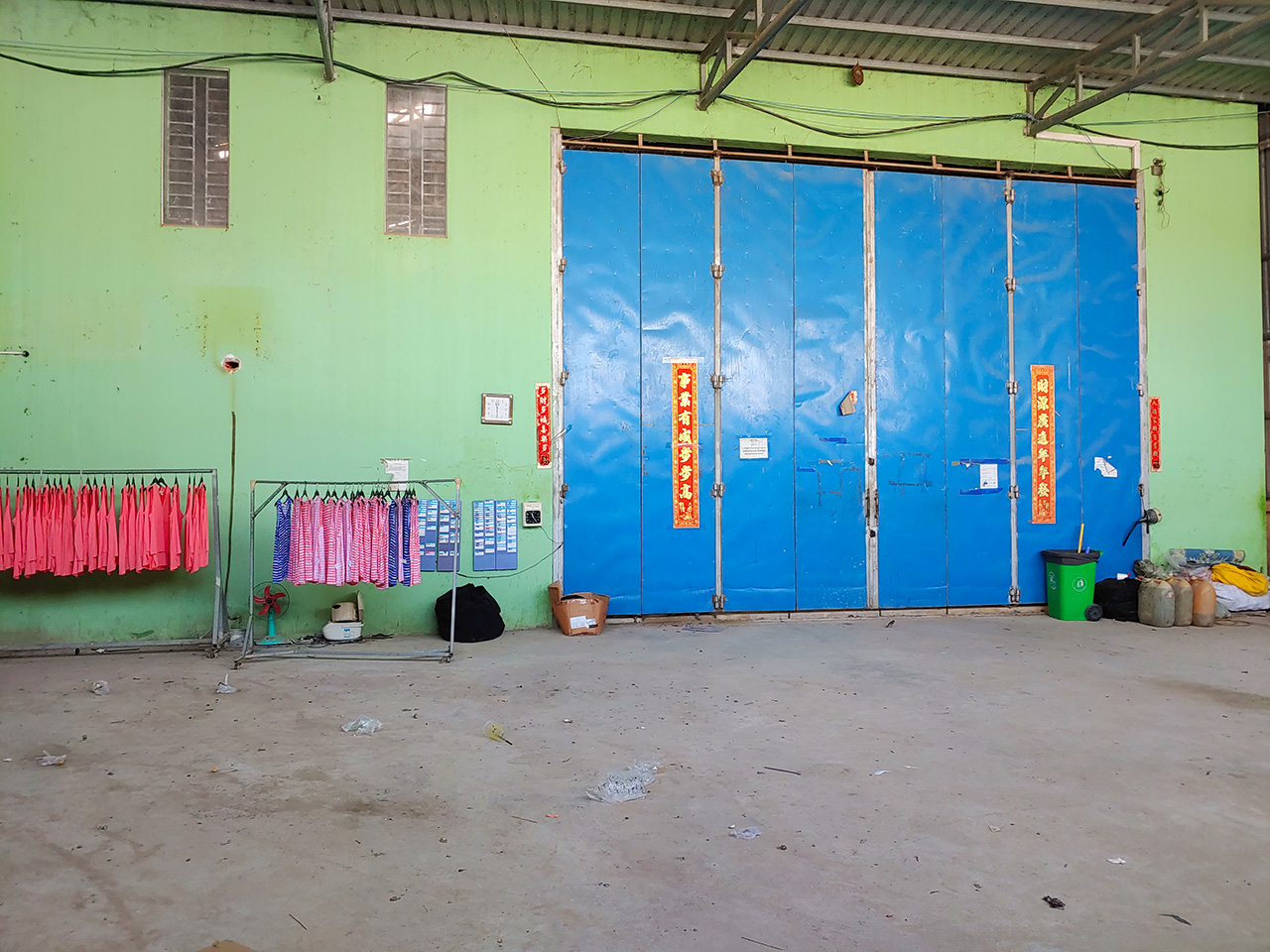 1000 Sq.m warehouse for rent in Sangkat Krang Thnong