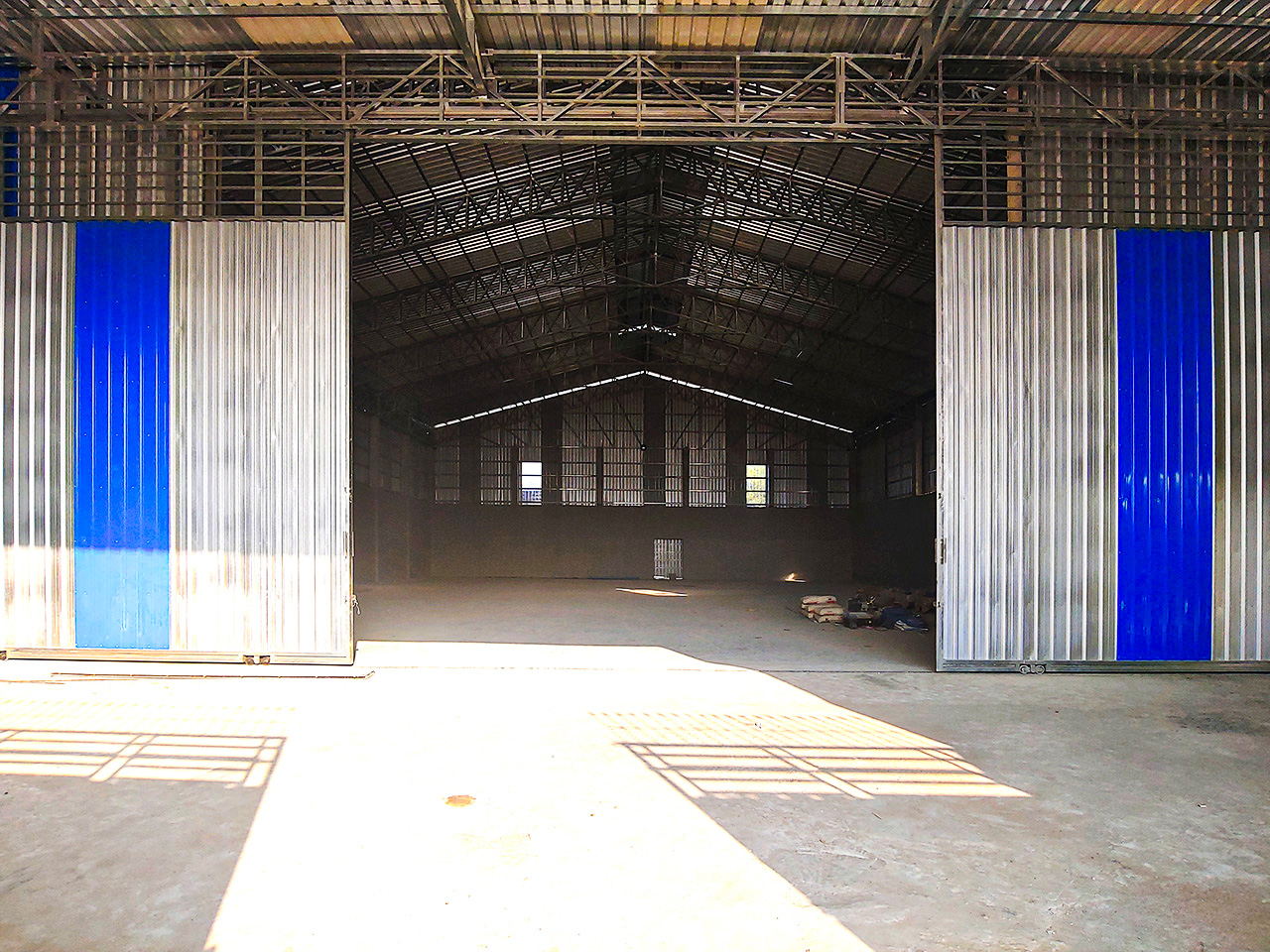 1300 Sq.m warehouse for rent in Phnom Penh Thmei area