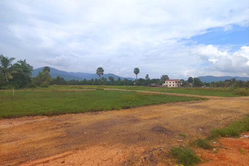 15449 Sq,m Land Next To Stream For Sale @ Kampot Province Img2