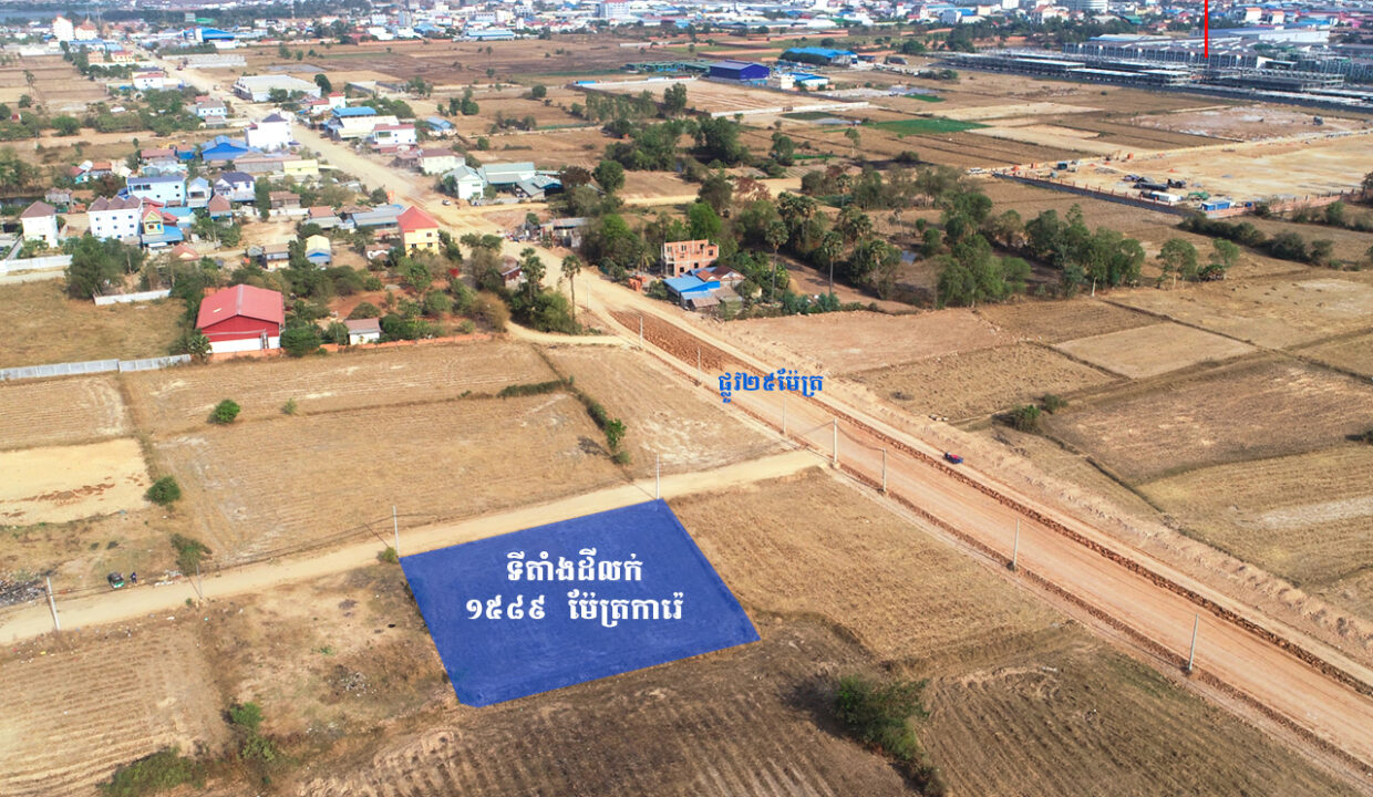 1589 Sq.m Potential Land For Sale Near ARATA Garden Residences 3