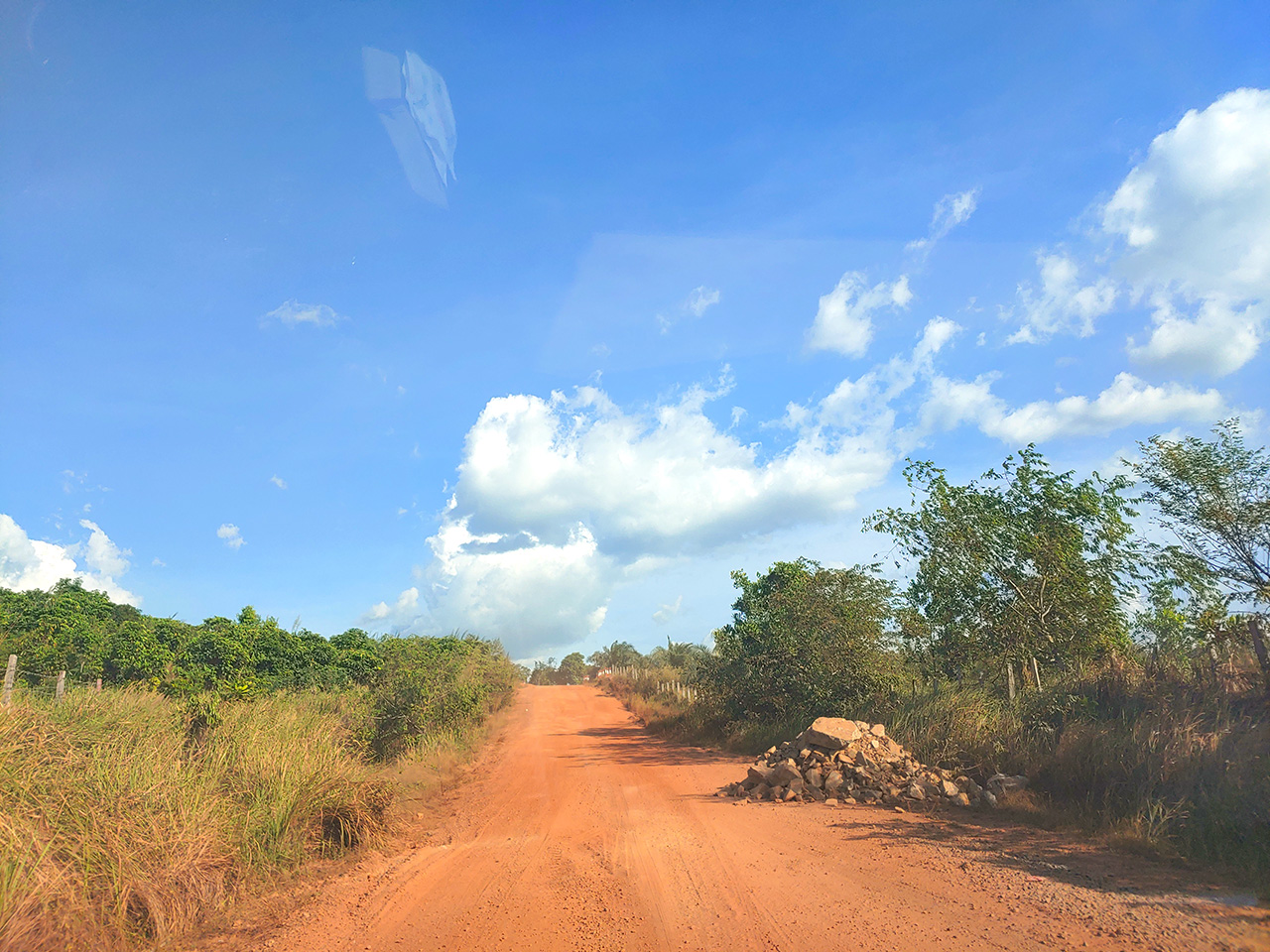 160 Hectares land for sale in Steung Chhay Commune