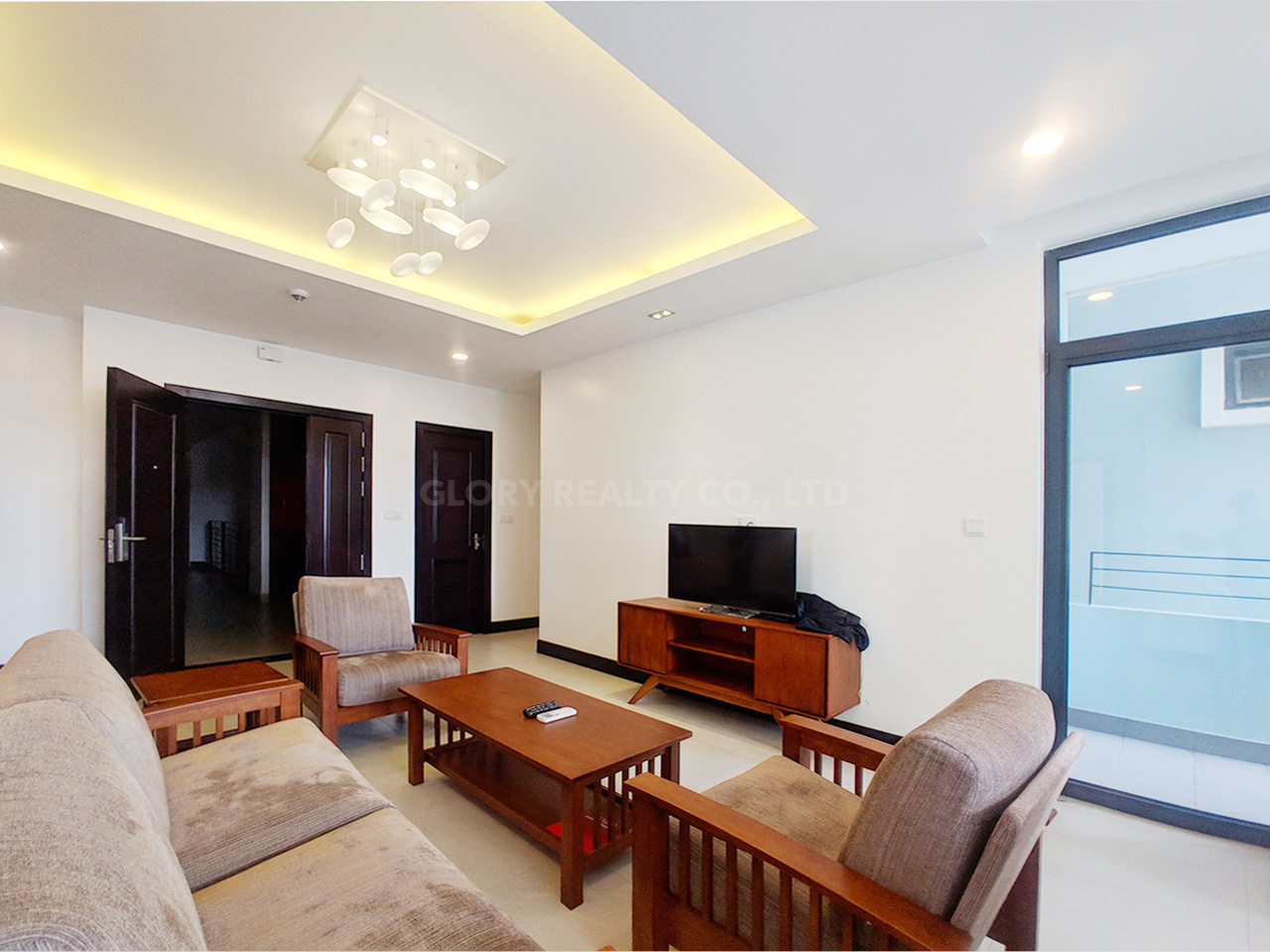 2 Beds with 3 baths condo for urgent sale in Daun Pen area