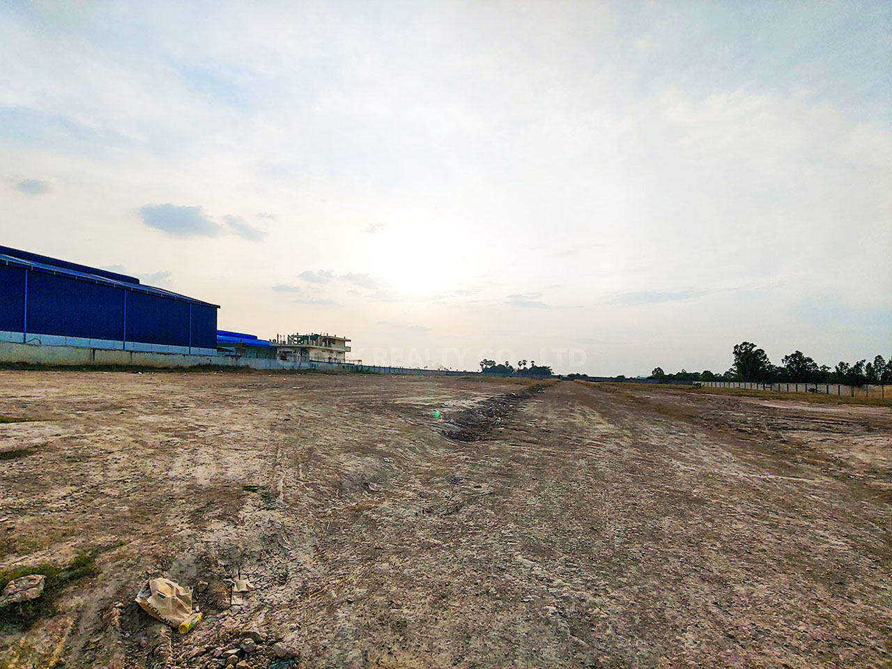 2 Ha Commercial Land in Sen Sok for Rent with suitable price