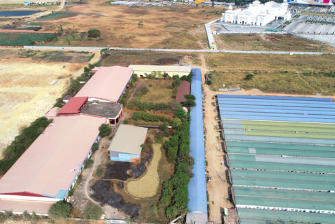 22168 Square Meters Land For Sale In Front Of AEON Mall 2 3