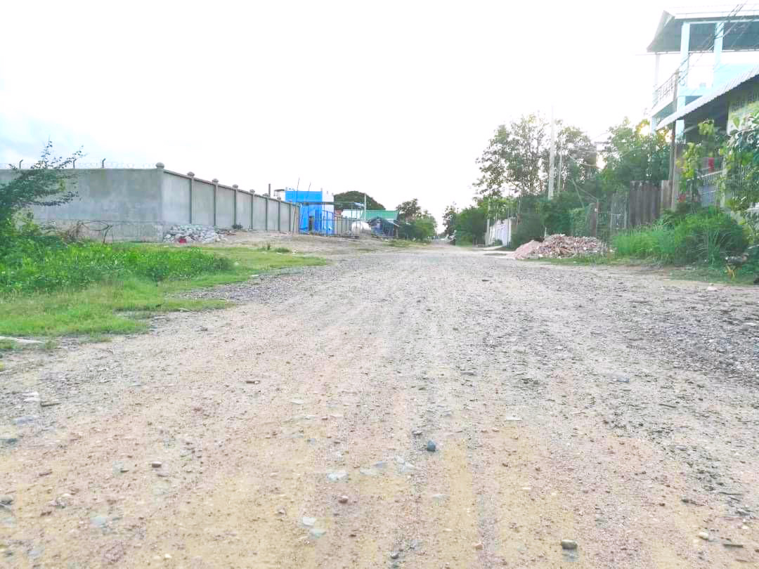 2552 Sq.m land for sale near Tiger Beer factory – PP