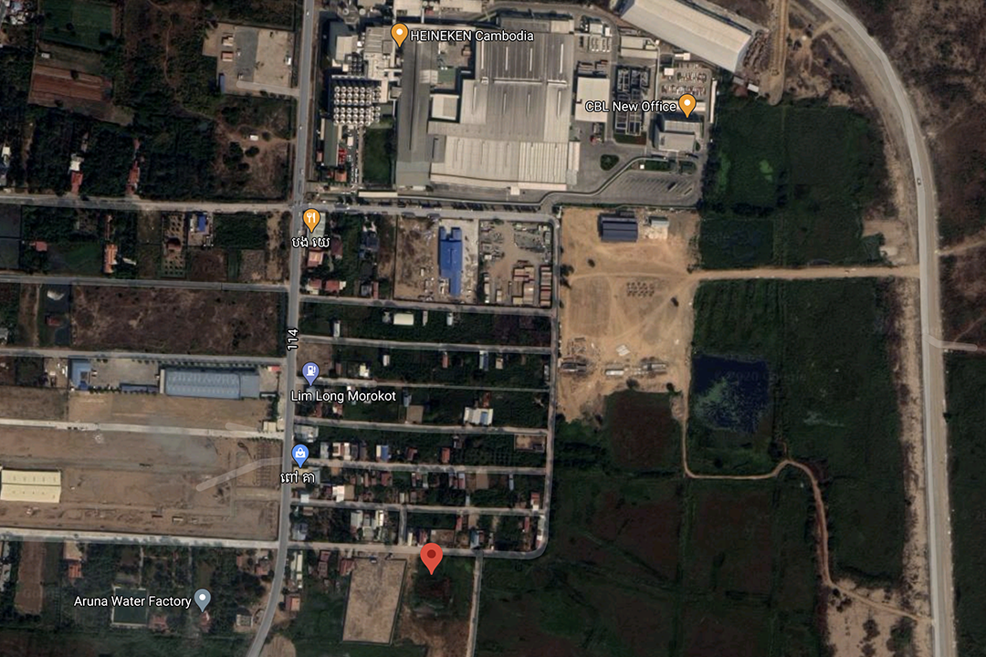2552 Sq.m Land For Sale Near Tiger Beer Factory – PP 3