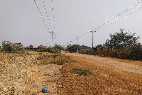 3.5 Ha Land For Sale Krong Chbar Mon, Kampong Speu Img1