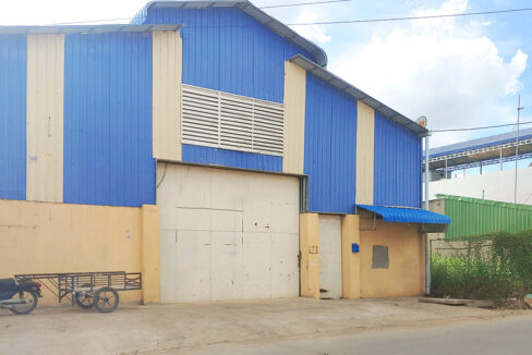 375 Sq.m Warehouse For Rent – Phnom Penh Thmei 1