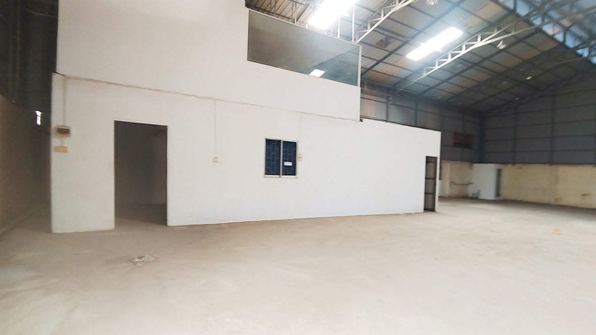 375 Sq.m Warehouse For Rent – Phnom Penh Thmei 3
