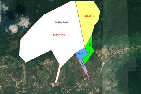 500 Hectares Land For Sale In Kampong Seila District Img4