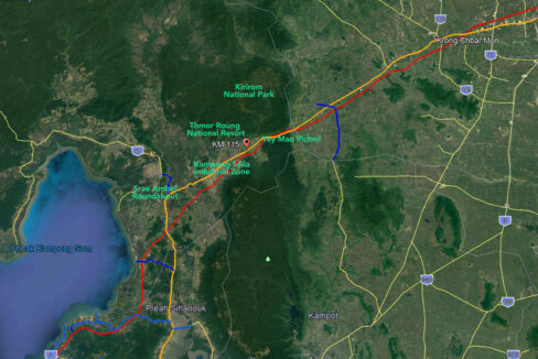 500 Hectares Land For Sale In Kampong Seila District Img5