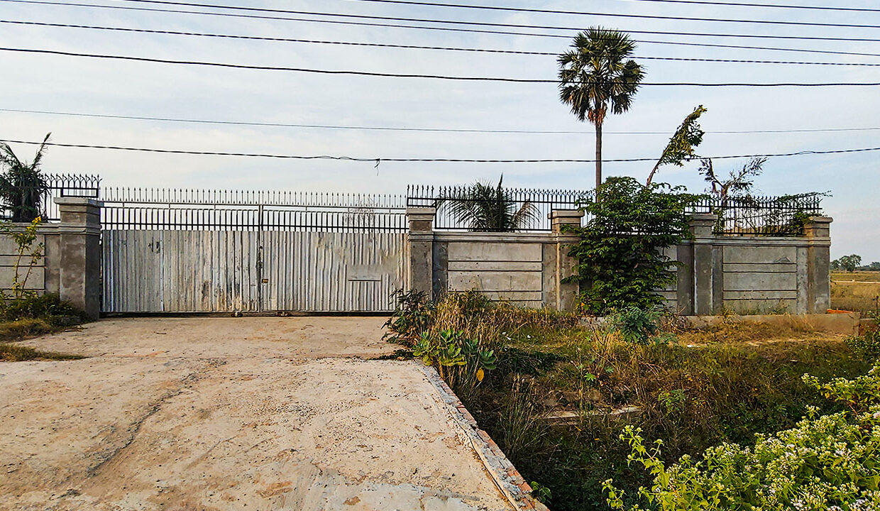 5000 Sq.m Commercial Land For Rent In Sen Sok Area Img1
