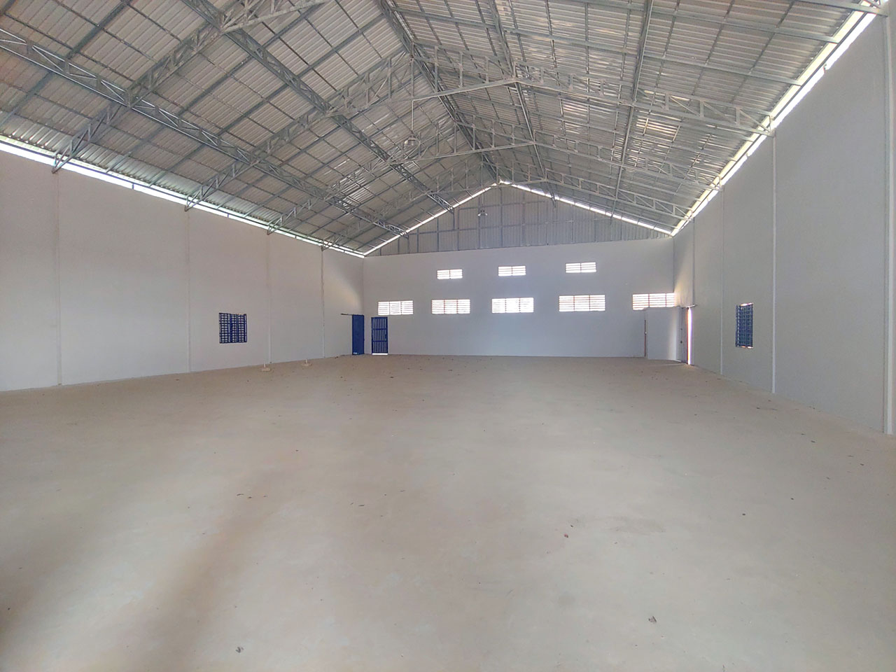 600 Sq.m new-build warehouse for rent in Phnom Penh Thmei area