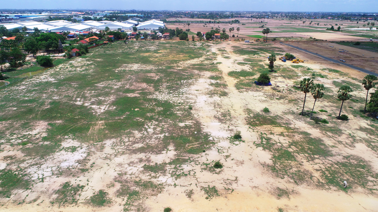 7.5 Ha potential land for sale – Angk Snuol district