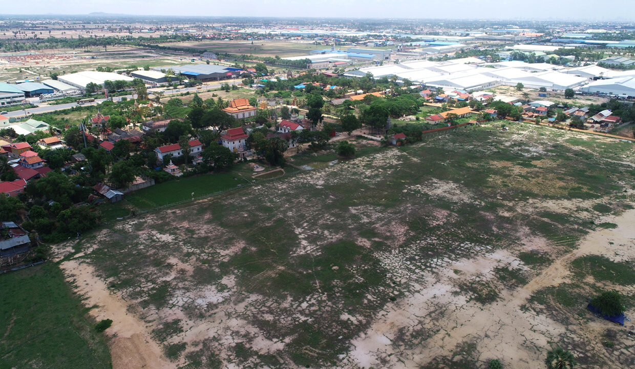 7.5 Ha Potential Land For Sale Angk Snuol District 2