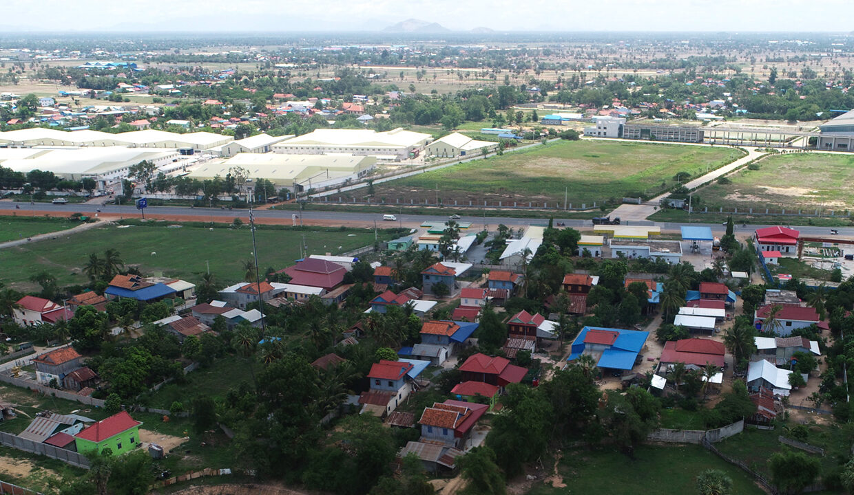 7.5 Ha Potential Land For Sale Angk Snuol District 3