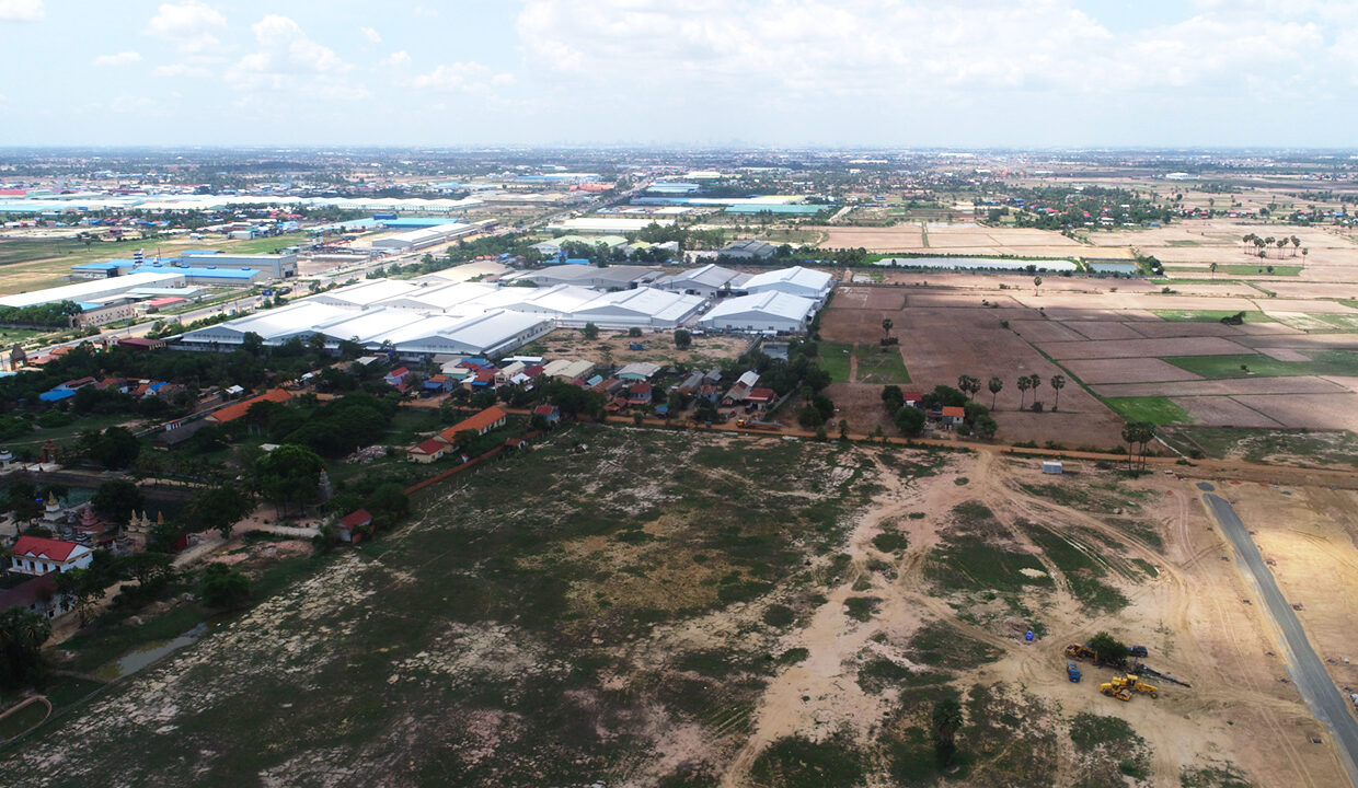 7.5 Ha Potential Land For Sale Angk Snuol District 4