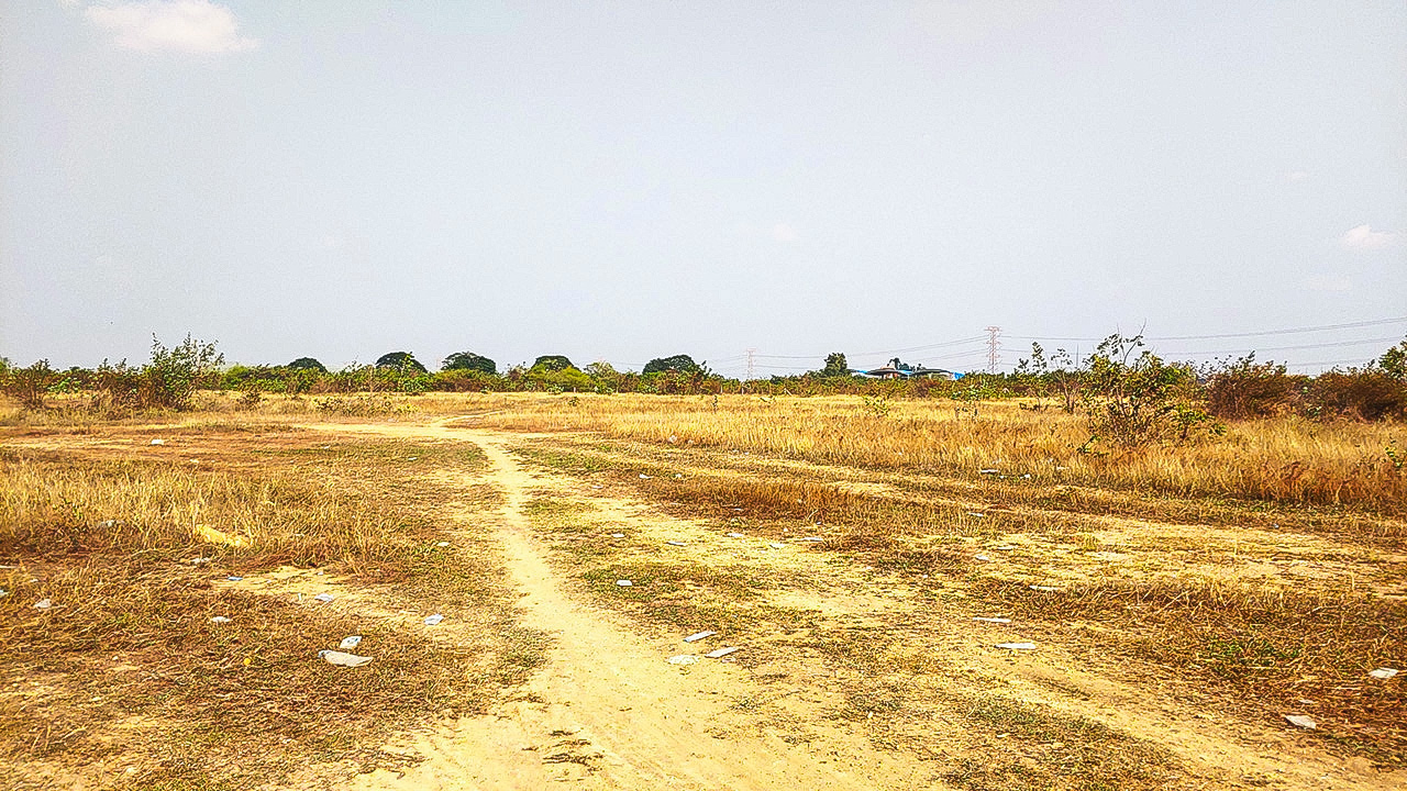 7.9 Ha Land for sale – 4 Kilometers from Krong Chbar Mon