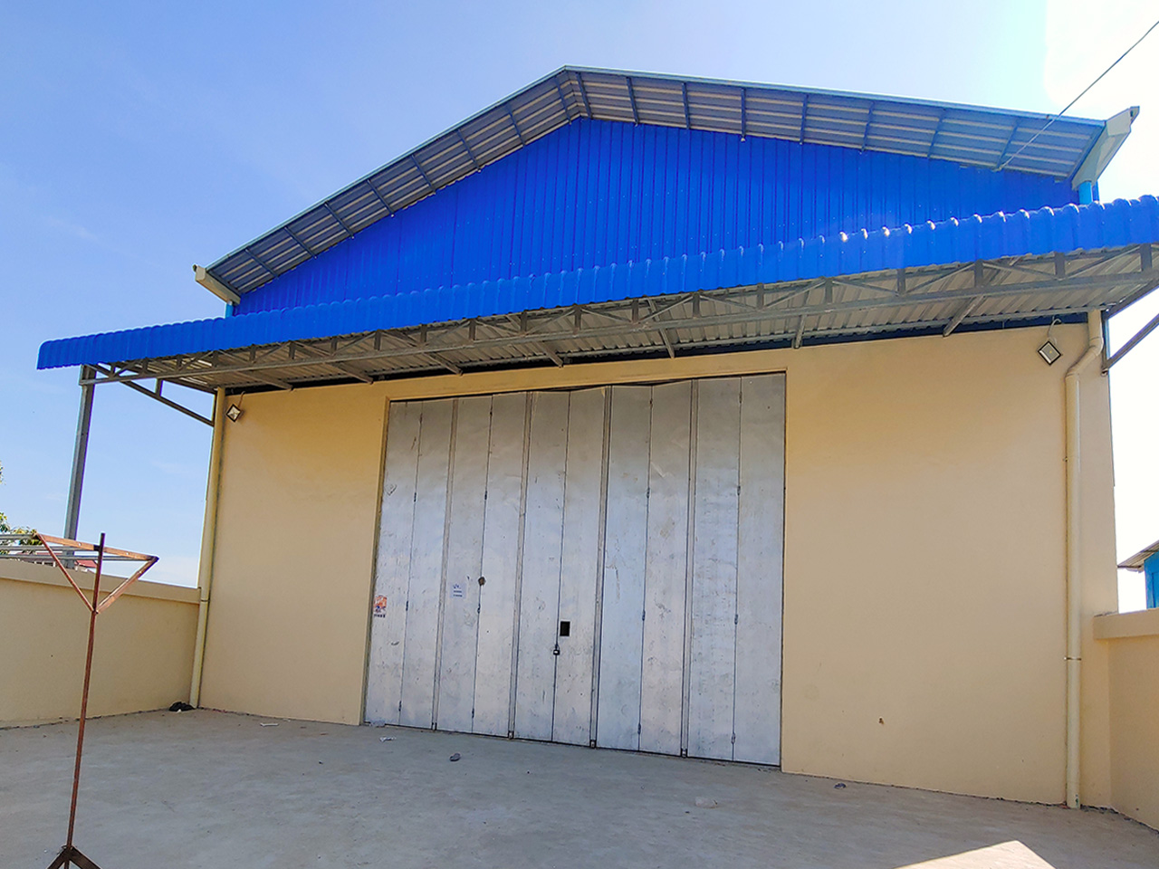 923 Sq.m warehouse for rent in Sen Sok area