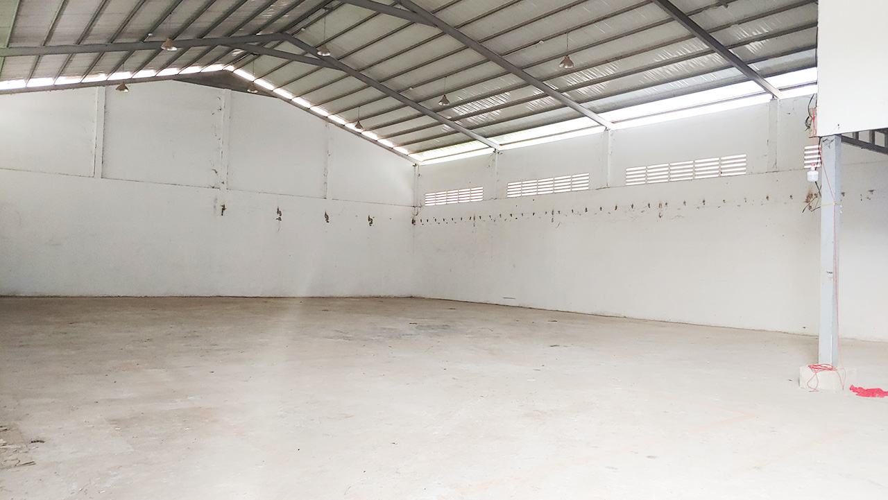 Affordable price warehouse for rent – Phnom Penh Thmei