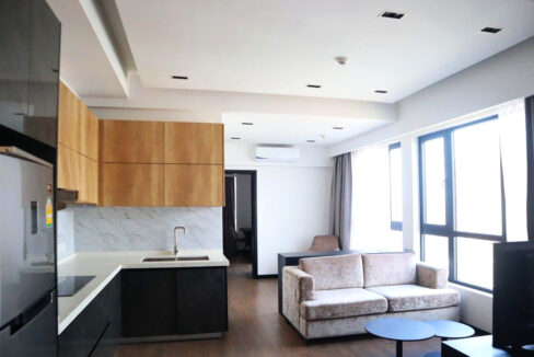 Amazing 1 Bed Condo With Pool For Rent Tonle Bassac 1