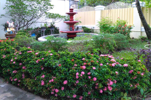 Beautiful Garden With Pool Villa For Rent In Toul Kork Img6