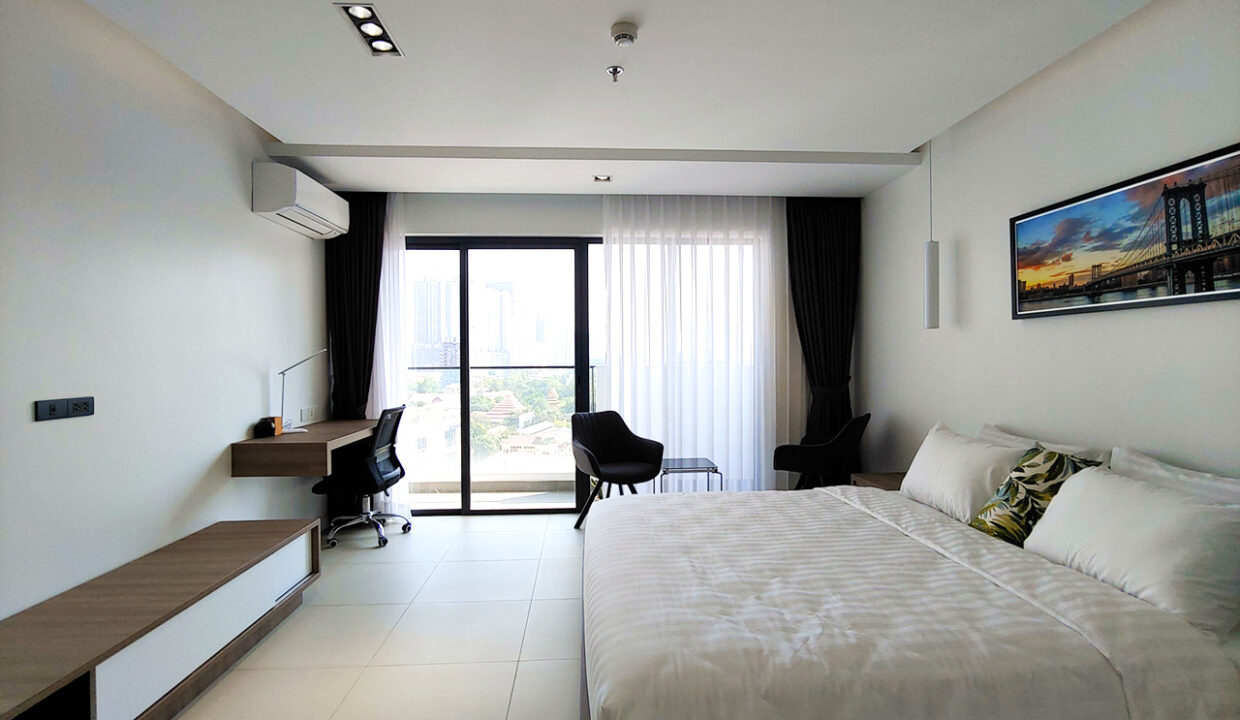 Brand New 2 Bedrooms Apartment Unit For Rent In BKK 1 Area Img5