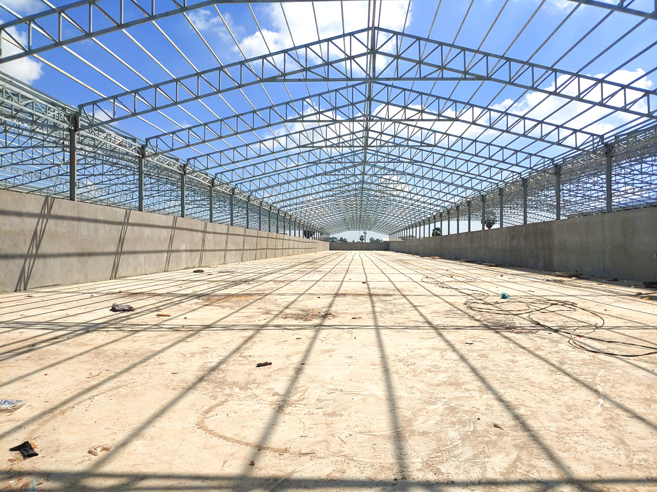 Brand new 3748 Sq.m warehouse for rent near PPSEZ