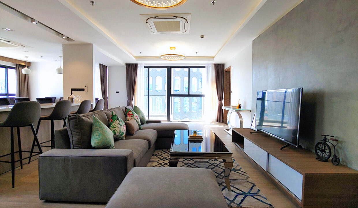 Brand New 5 Bedrooms Apartment Unit For Rent In BKK 1 Area 2