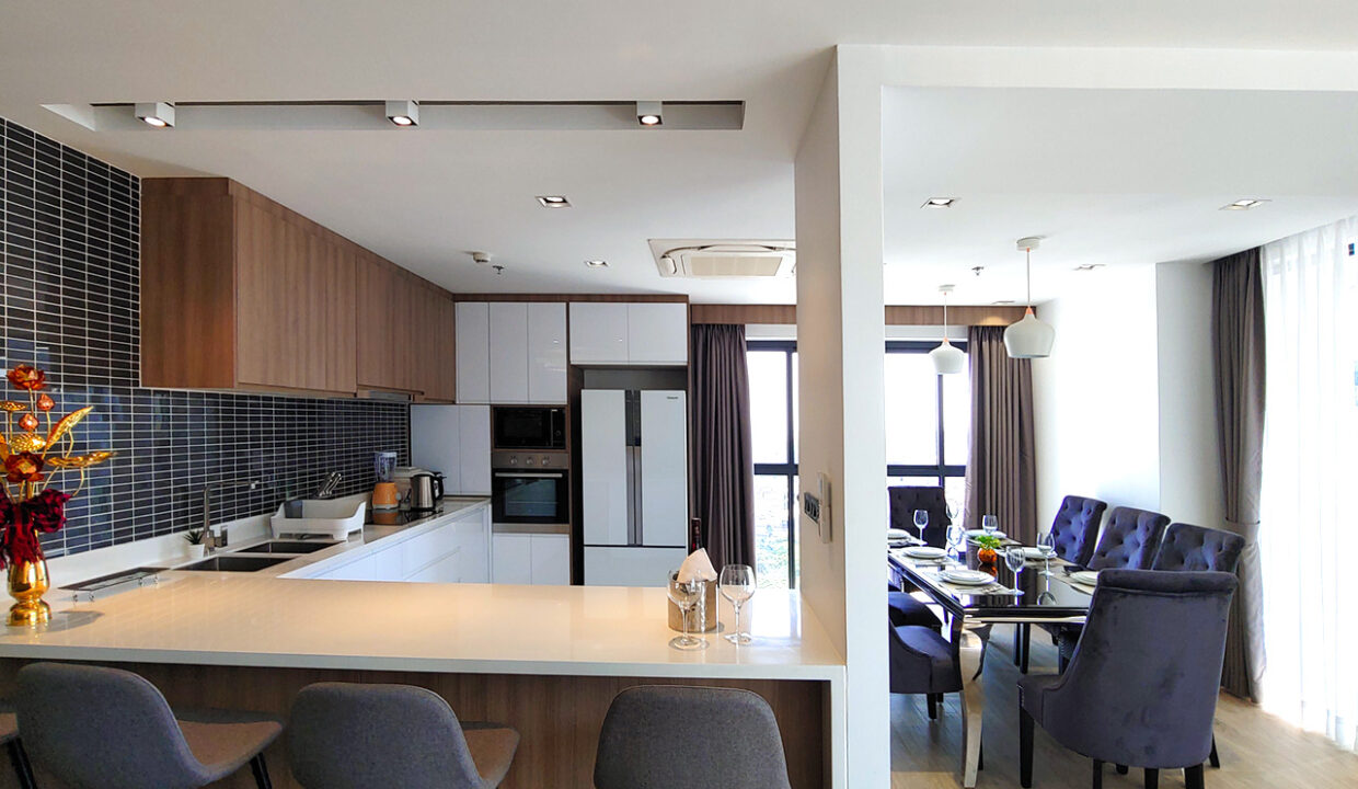 Brand New 5 Bedrooms Apartment Unit For Rent In BKK 1 Area 3