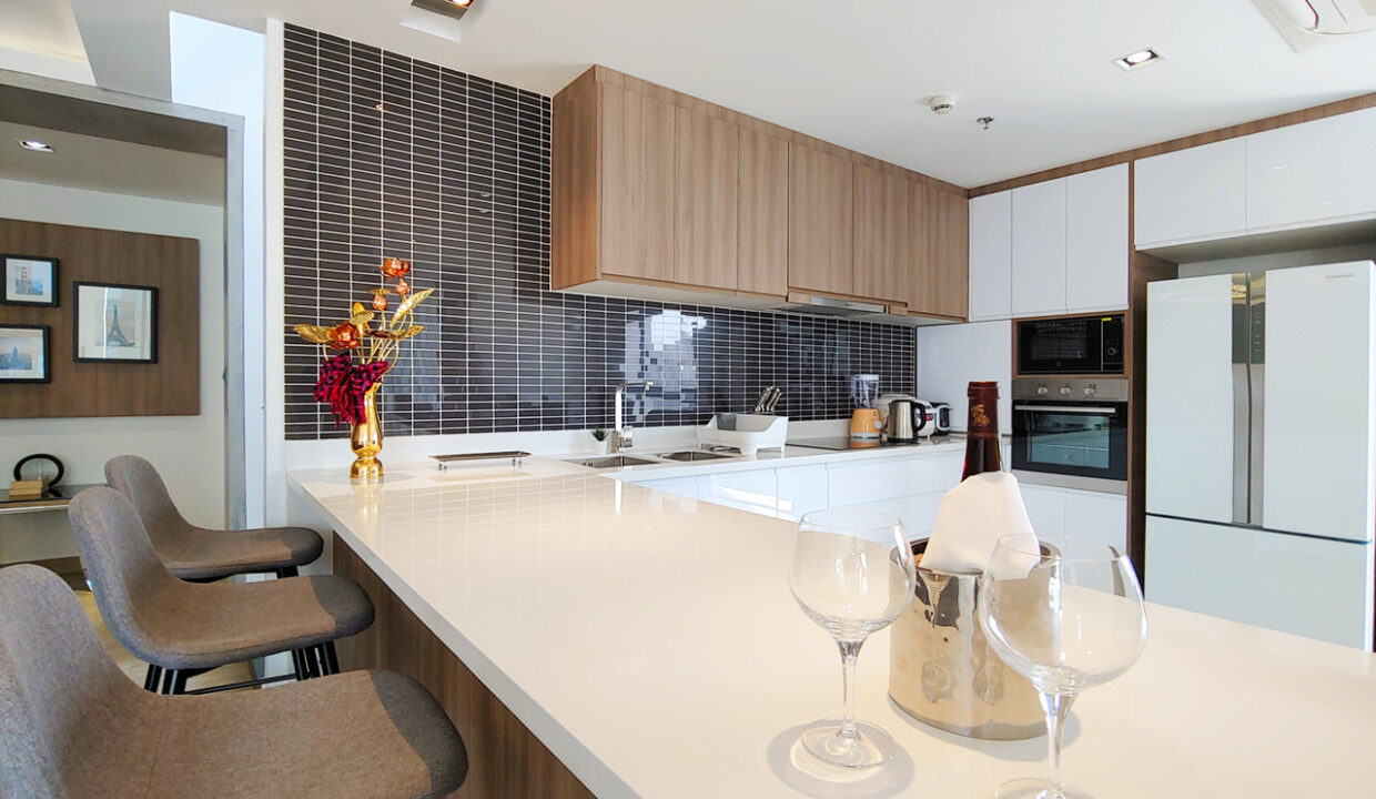 Brand New 5 Bedrooms Apartment Unit For Rent In BKK 1 Area 5