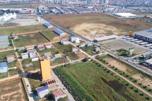 Commercial 1200 Sq.m Potential Land For Rent Near AEON MALL 2 2