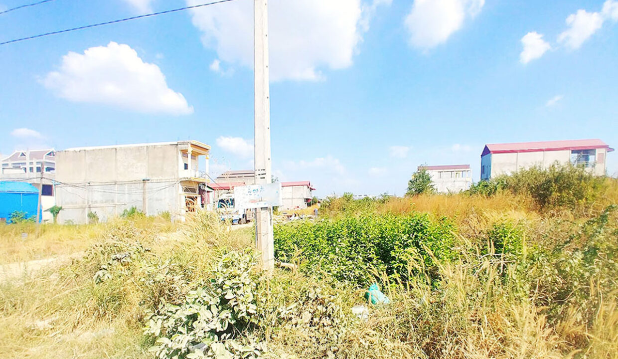 Land For Sale Very Urgent In Front Of AEON And GLOBAL Img1