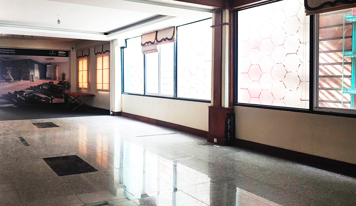 Retail Or Business Space For Rent Main Road BKK1 4