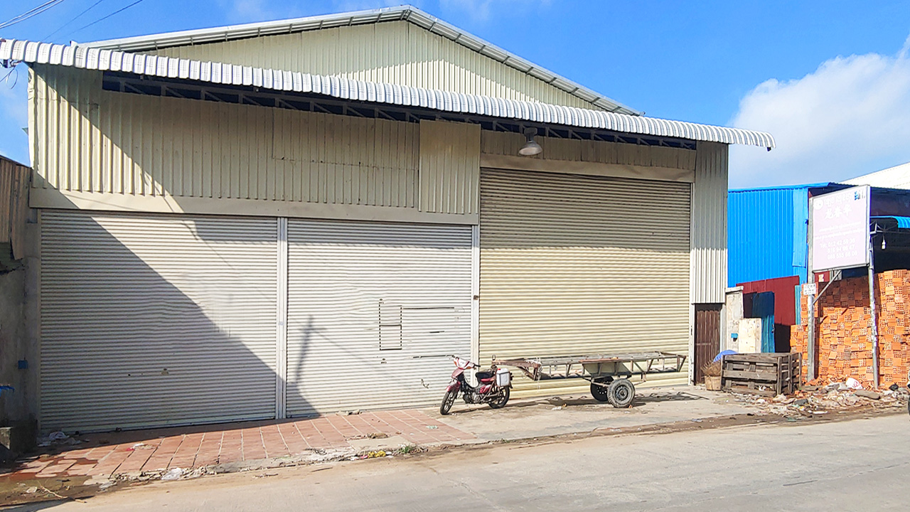730 Sq.m warehouse for rent – Steung Meanchey, PP