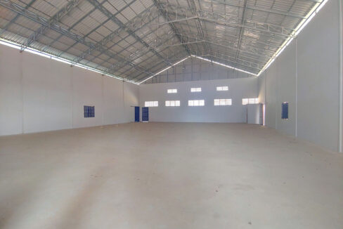 Warehouse For Rent Near AEON Mall 2 Phnom Penh Thmei 2