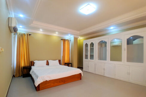 1 Bedroom Penthouse For Rent @ Tuol Tumpoung 2 Area Img1