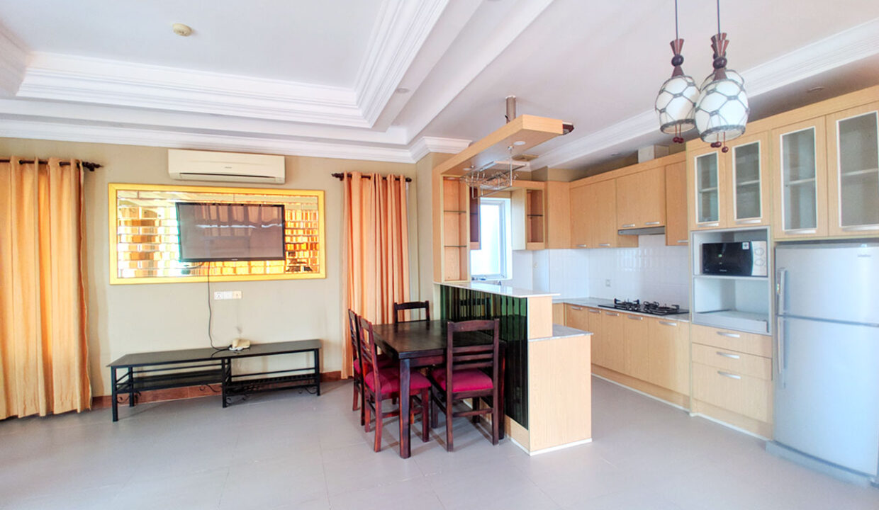 1 Bedroom Penthouse For Rent @ Tuol Tumpoung 2 Area Img2