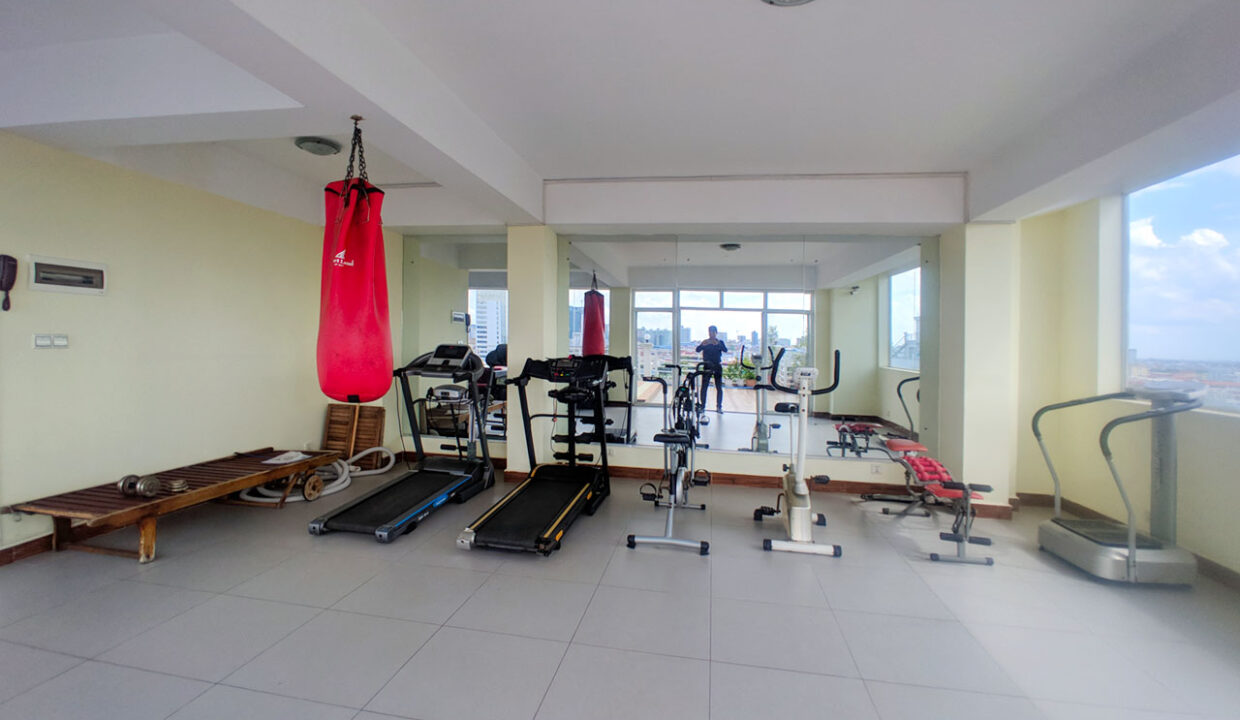 1 Bedroom Penthouse For Rent @ Tuol Tumpoung 2 Area Img5