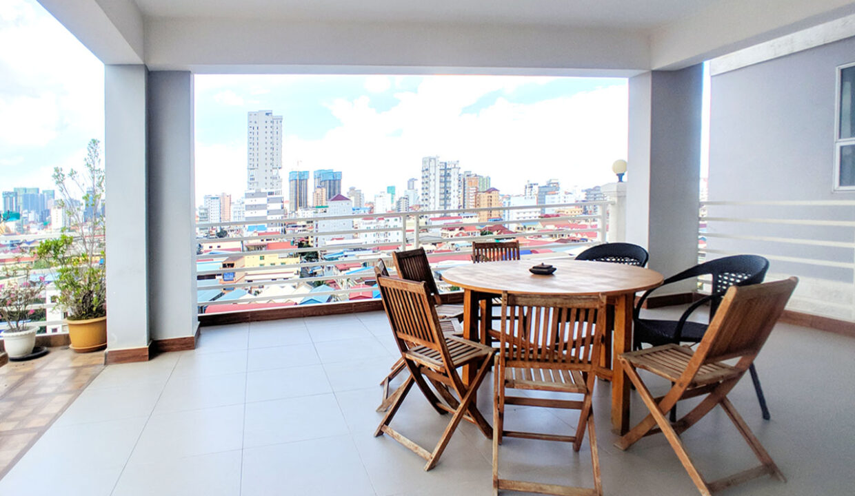 1 Bedroom Penthouse For Rent @ Tuol Tumpoung 2 Area Img6