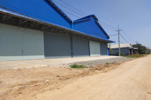 1152 SQM Warehouse For Rent @ Phnom Penh Thmei Img1