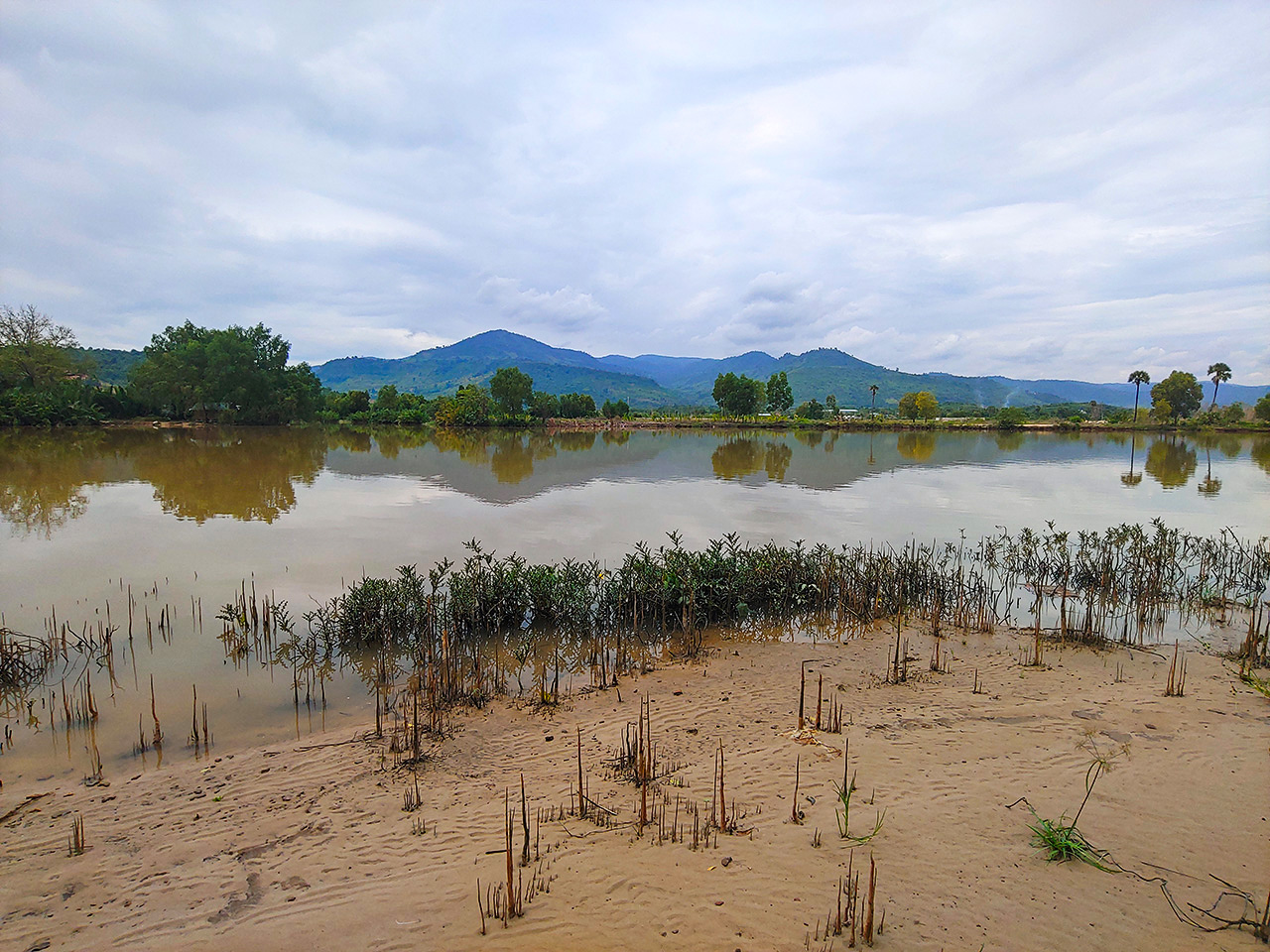 15549 Square meters land for sale @ Kampot Province