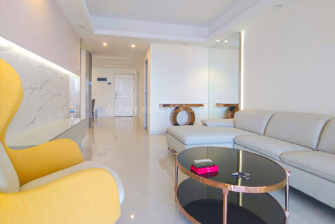 2 Bedrooms Condo Unit For Rent At Sky31 Toul Kork Area Img1