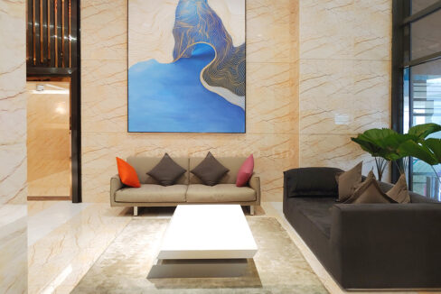 2 Bedrooms Condo Unit For Rent At Sky31 Toul Kork Area Img8
