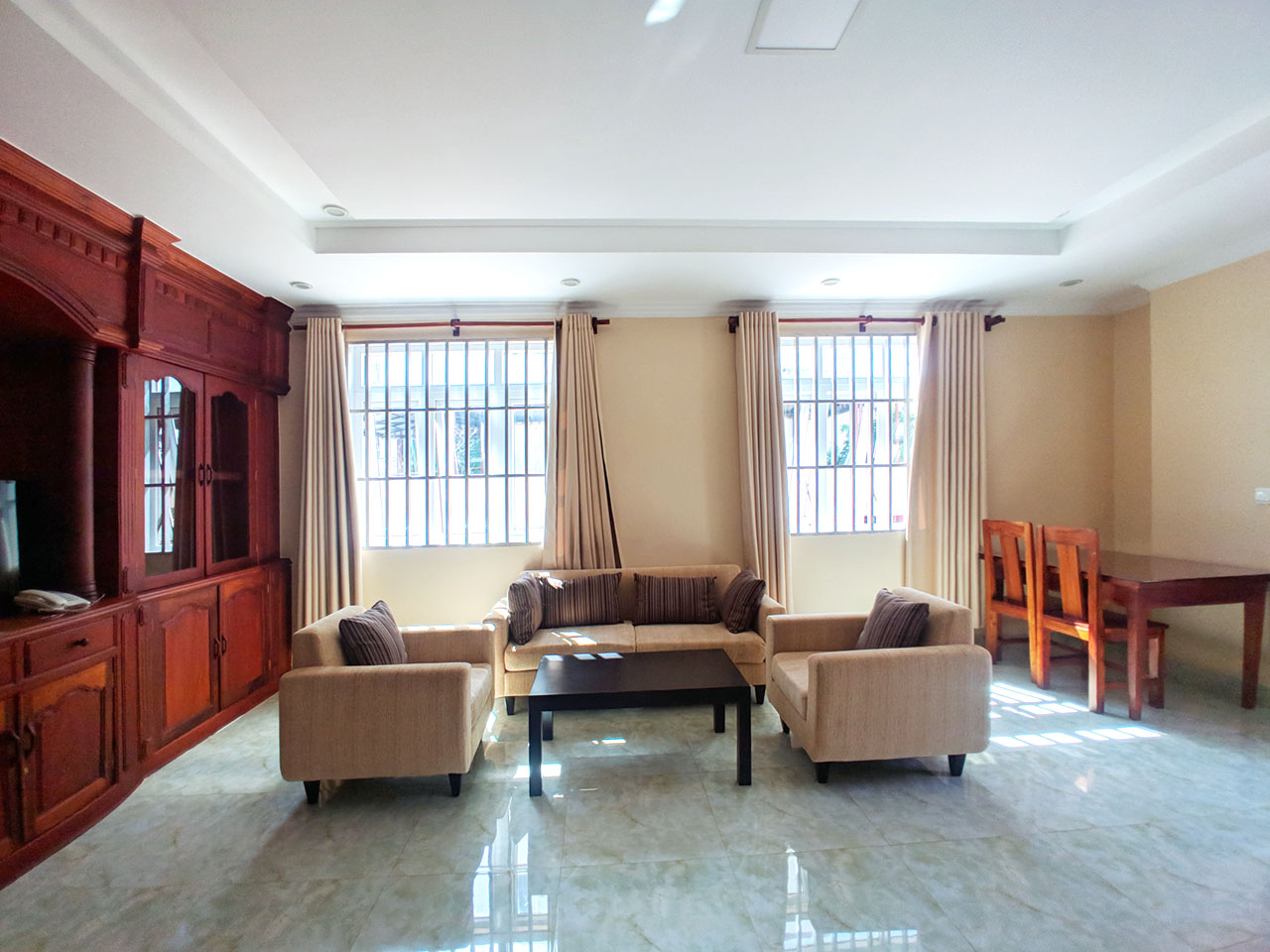 2 Beds 100 Sq m Apartment for Rent @ Tuol Tumpung area