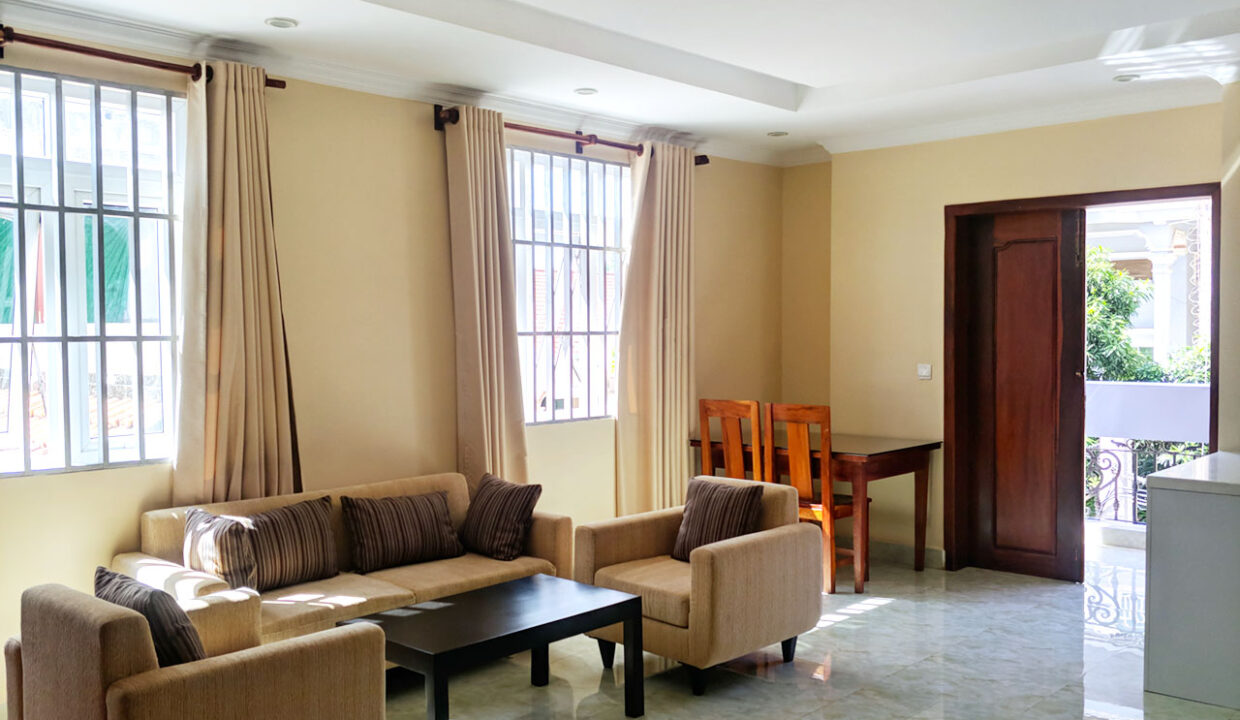2 Beds 100 Sq M Apartment For Rent @ Tuol Tumpung Area Img4