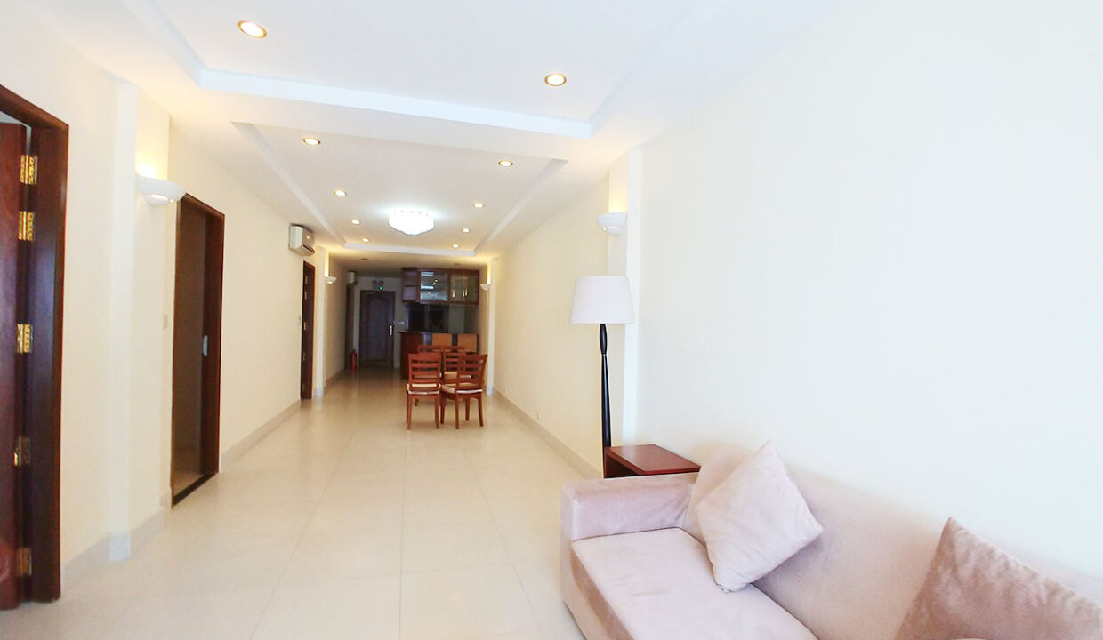 2 Bedrooms Apartment For Rent @ BKK 1 Area Img1