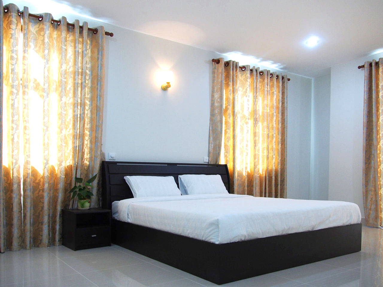 2 bedrooms with pool for rent @ Tuol Svay Prey 1