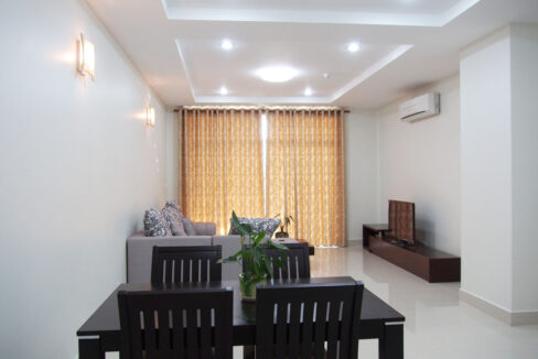 2 Bedrooms With Pool For Rent @ Tuol Svay Prey 1 Img2