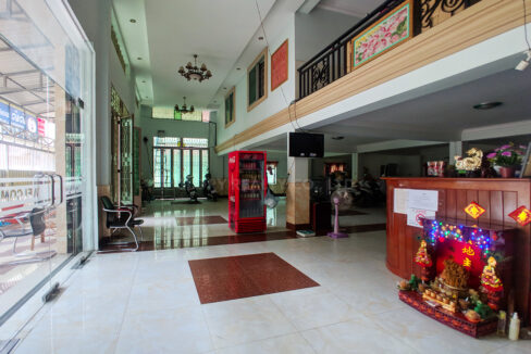46 Rooms Guesthouse For Rent @ Tuek Thla Area Img2